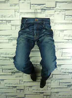 JEANS PANTALON G-STAR RILEY 3D LOOSE TAPERED TAILLE W30 L34  VAL 130€
