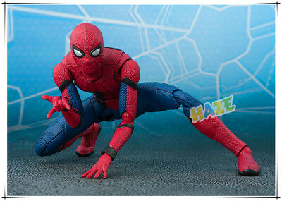 """6 """"S.H.Figuarts Spider-Man Action Figure Joint Movable Collection Toy"""