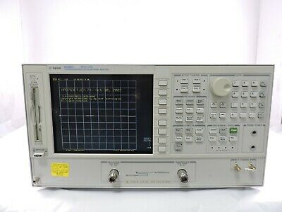 Agilent 8753ET Transmission/Reflection Network Analyzer 300kHz to 3GHz