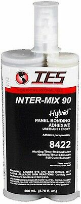 IES 8422 Inter-Mix 90 Hybrid Panel Bonding Adhesive Urethane/Epoxy 6.76 OZ