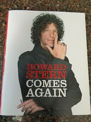 Howard Stern Comes Again (Hardcover) 9781501194290 NEW