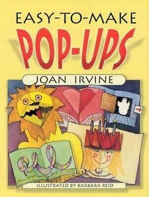 Easy-To-Make Pop-Ups (Dover Origami Pape... by Irvine, Joan Paperback / softback