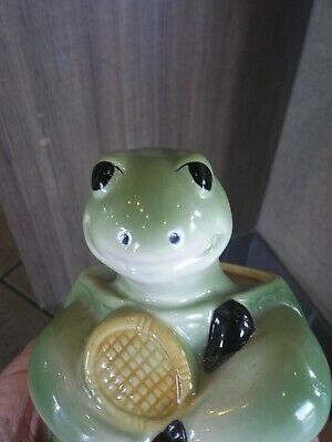 Vintage Daga Hawaii Made Ceramic Turtle from Turtle Bay Hilton and Country Club