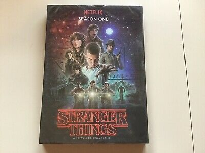 DVD - Stranger Things - The Complete First Season 1 One - NEW - Netflix
