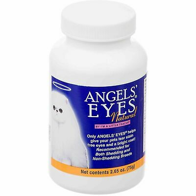 Angels Eyes Natural Dog & Cat Tear Stain Remover  Powder 75g chicken