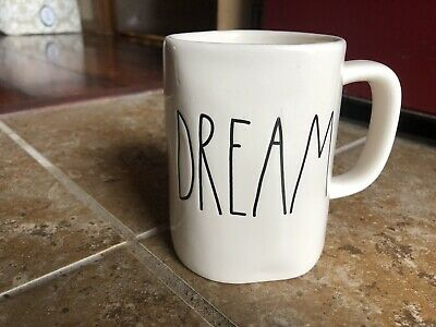 Rae dunn Dream Tea Coffee Mug By - Tall Letters