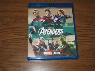Avengers: Age of Ultron (Blu-ray Disc, 2017) - Marvel Studios Phase 2