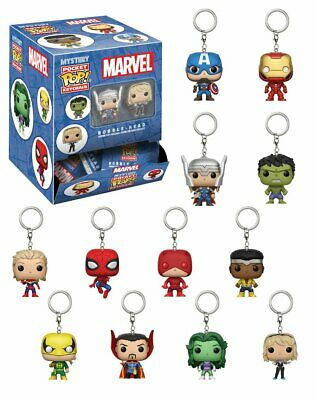 Funko Pocket Pop! MARVEL Series 1 Keychains **YOUR CHOICE**