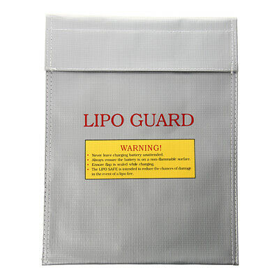 RC Li-Po Battery Fireproof Safety Guard Safe Bag Charge Charging Sack 23x30 J9B3