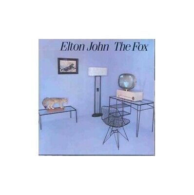 Elton John - The Fox - Elton John CD 2QVG The Cheap Fast Free Post The Cheap