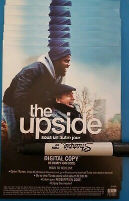 The upside   Canadian movie code