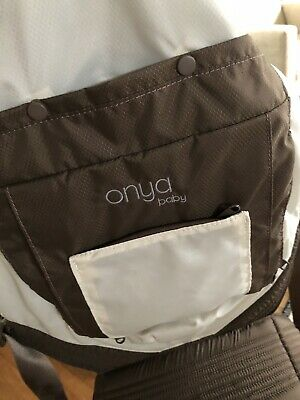 Onya Baby Carrier - Cruiser Chocolate Chip/Dove