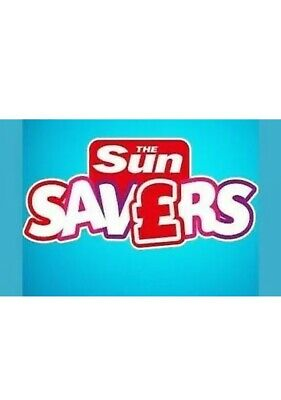 Sun Savers code Friday 17th May . collect on sun savers for Thorpe Park.
