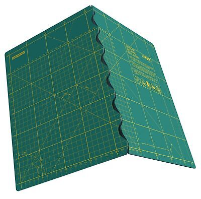 Olfa 45 mm Rotary Cutter Foldable Cutting Mat for (62 x 45 cm)