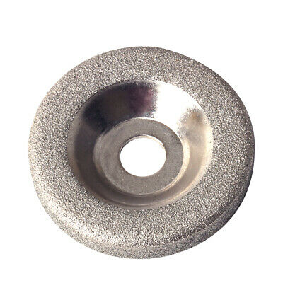 "2"" Diamond Grinding Wheel Cup Glass Emery Milling Cutter Circle Grinder 50x10mm"