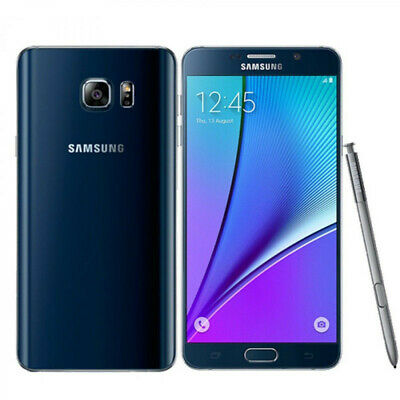 Samsung Galaxy Note 5 SM-N920T 64GB T-Mobile GSM Unlocked Android Smartphone
