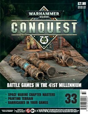 Warhammer Conquest 33 with Thermic Plasma Conduits