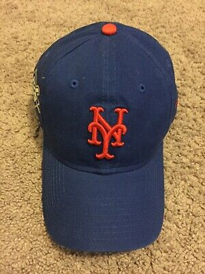 new style f49ff 55264 NEW YORK METS New Era JACKIE ROBINSON DAY PATCH 9TWENTY Adjustable Strap Cap  Hat