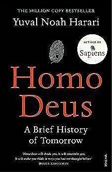 Homo Deus: A Brief History of Tomorrow by Yuval Noah Harari (eBooks, 2017) PDF