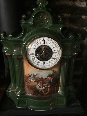 German Mantle Clock