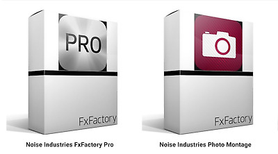 FxFactory Pro - Final Cut Pro X, Motion and AE plugins