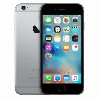 Apple iPhone 6s 16GB Space Gray Factory GSM Unlocked Smartphone Various Grades