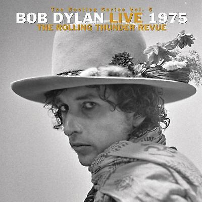 BOB DYLAN Rolling Thunder Revue - 1975 Live Recordings BOX 3xLP NUOVO .cp