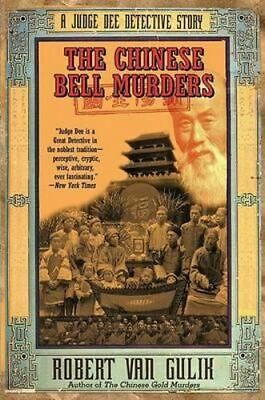 NEW The Chinese Bell Murders By Robert Hans van Gulik Paperback Free Shipping