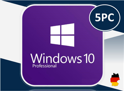 MS Windows 7,8.1,10 - Win Home/Professional 32&64 bits, Produktkey per email