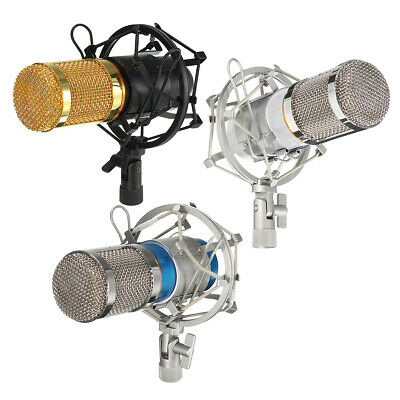 BM-800 pro Condenser Dynamic Microphone Mic Sound Audio Studio Recording With