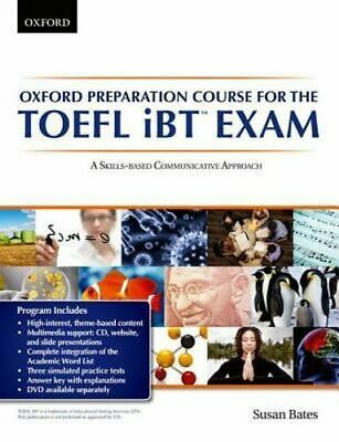 NEW Oxford Preparation Course for the TOEFL iBT Exam: Student's Book Pack with A