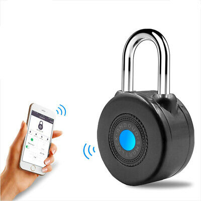 Bluetooth Smart Sperre Anti Theft Alarm Lock For Cycling Motorcycle Door With