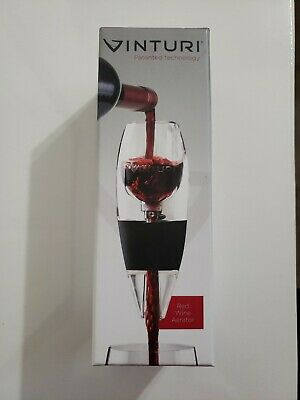 Vinturi Red Wine Aerator New Open Box