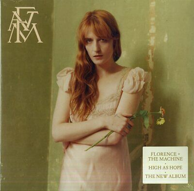 Florence + The Machine - High As Hope - Vinile