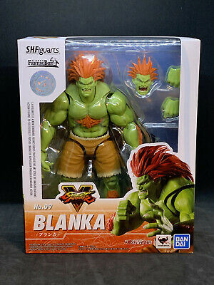 STREET FIGHTER BLANKA Electricity Vintage Retro Video Game