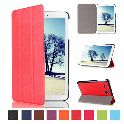 For Samsung Galaxy Tab A A6 10.1 SM-T580 T585 (2016) PU Leather Smart Case Cover