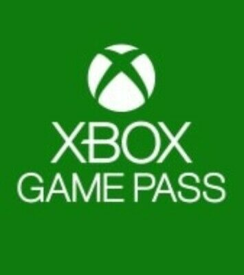 Xbox Game Pass, 3 months code for Xbox One Email Delivery