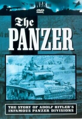The War File: The Panzer [DVD] -  CD PXVG The Fast Free Shipping
