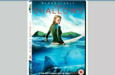 The Shallows Dvd - New And Sealed - Free Delivery