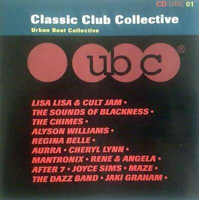 Various - Classic Club Collective (CD, Comp) CD -