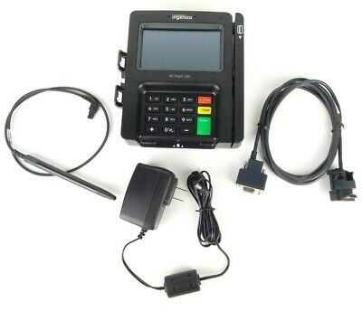 INGENICO ISC TOUCH 250 ISC250-31T2591B Touch Screen POS