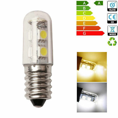 1.5W 120Lms E14 LED Light SES Capsule Bulb Home/Fridge/Cooker/Cabinet