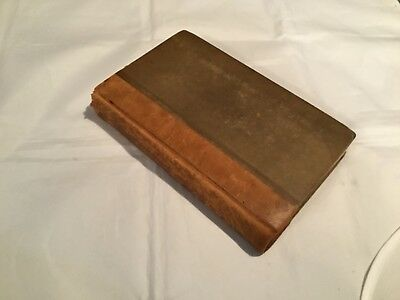 Notes Military Reconnoissance, Fort Leavenworth to San Diego, antique book, 1848