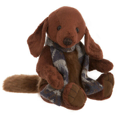 *SPECIAL OFFER* Charlie Bears Duffle Puppy Dog BRAND NEW - UK Seller