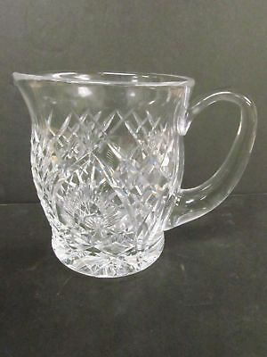 "Waterford Crystal Shannon Jubilee 6"" Water Pitcher"