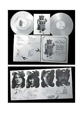 """PINK FLOYD """"The man and the journey"""" - 2LP crystal vinyls - 350 numbered copies"""