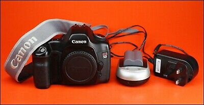 Canon EOS 5D DSLR Camera, Sold With Battery, & Charger & Strap