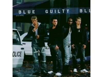 Guilty [Audio CD] Blue - AKZEPTABEL