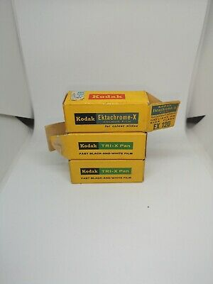 Kodak 120 Film Bundle
