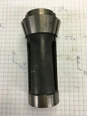"""1/"""" ROUND,FOR BROWN AND SHARP AUTOMATIC SCREW MACHINES #22 COLLET"""